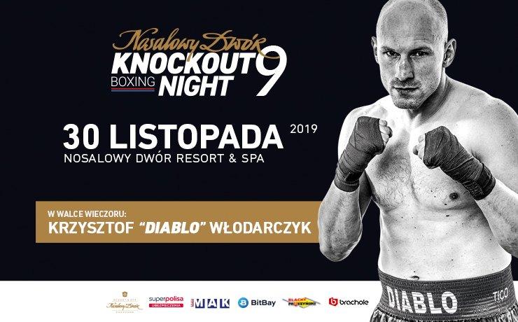 Knockout Boxing Night 9