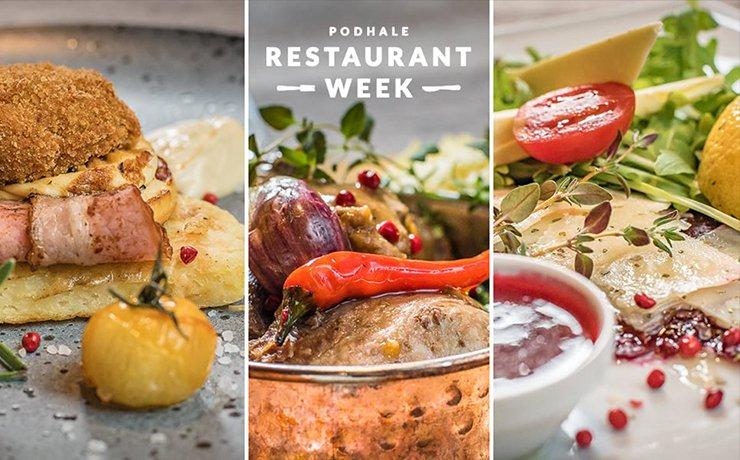 Rerstaurant Week v reštaurácii Regionálna