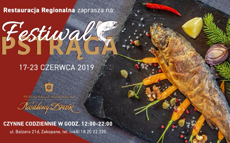 Festiwal Pstrąga