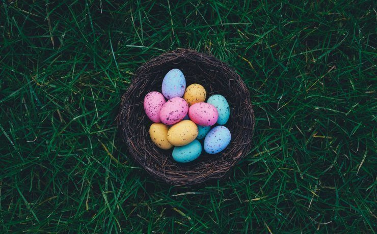 Easter with a regional accent