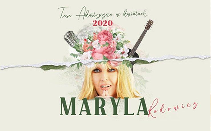 Koncert Maryli Rodowicz