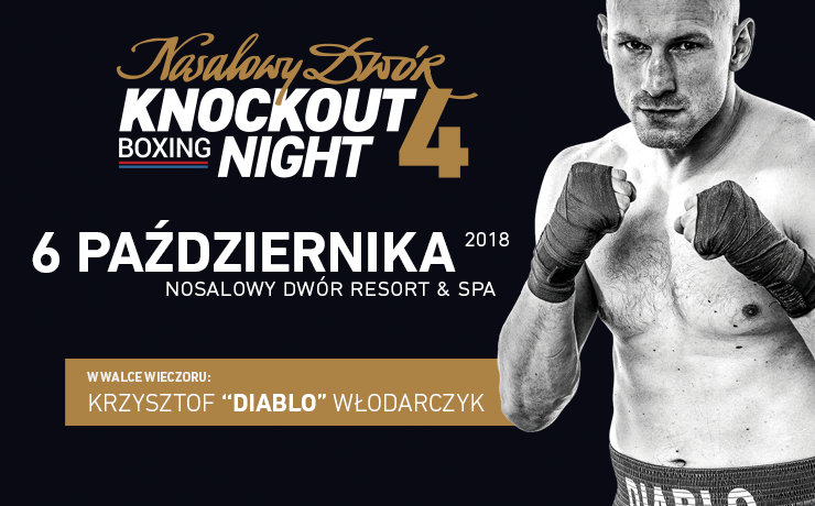 Nosalowy Dwór Knockout Boxing Night