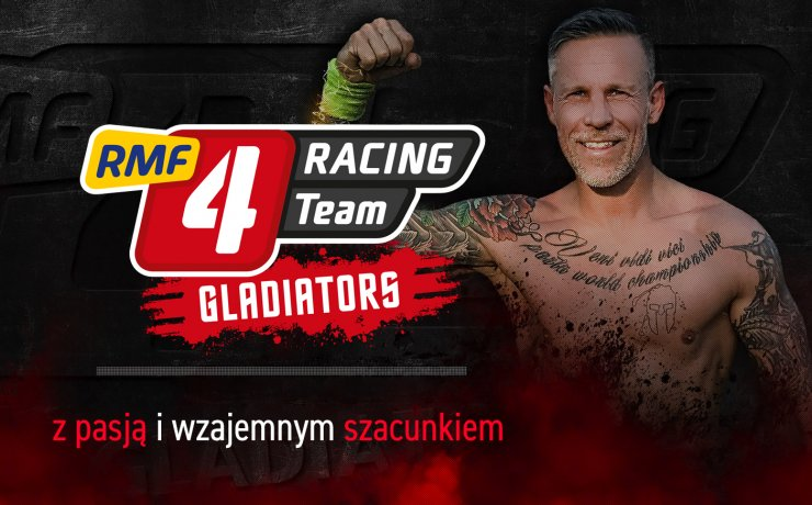 Tréning z RMF4RT Gladiators
