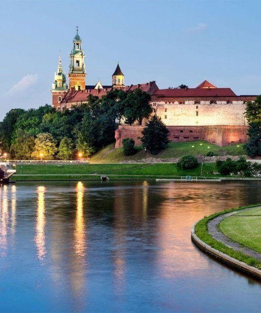 Cracovia es una ciudad mágica con una historia excepcional y unos monumentos magníficos.