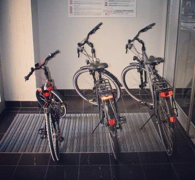 Mamy rowery dla naszych Gości!