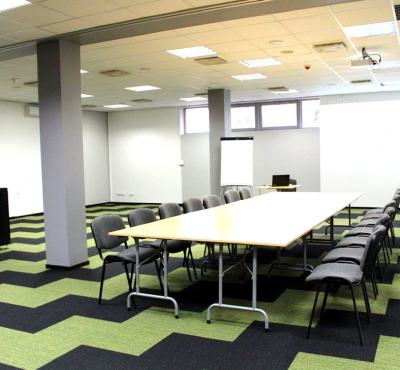 Nowe oblicze sal konferencyjnych