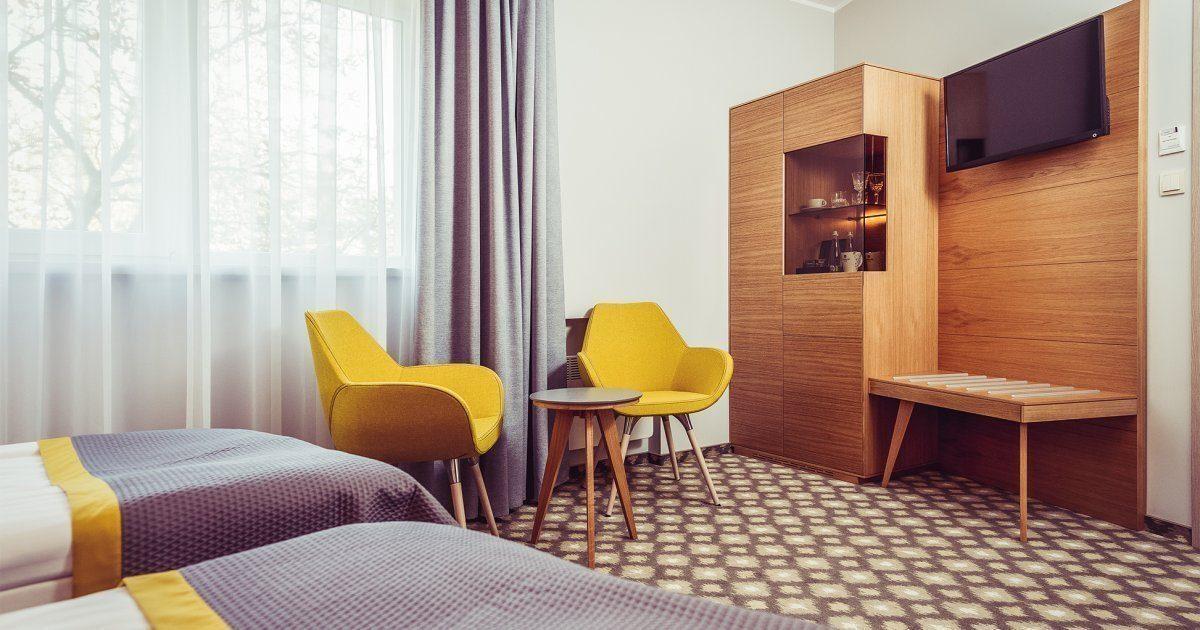 Hotel Vivaldi Poznań