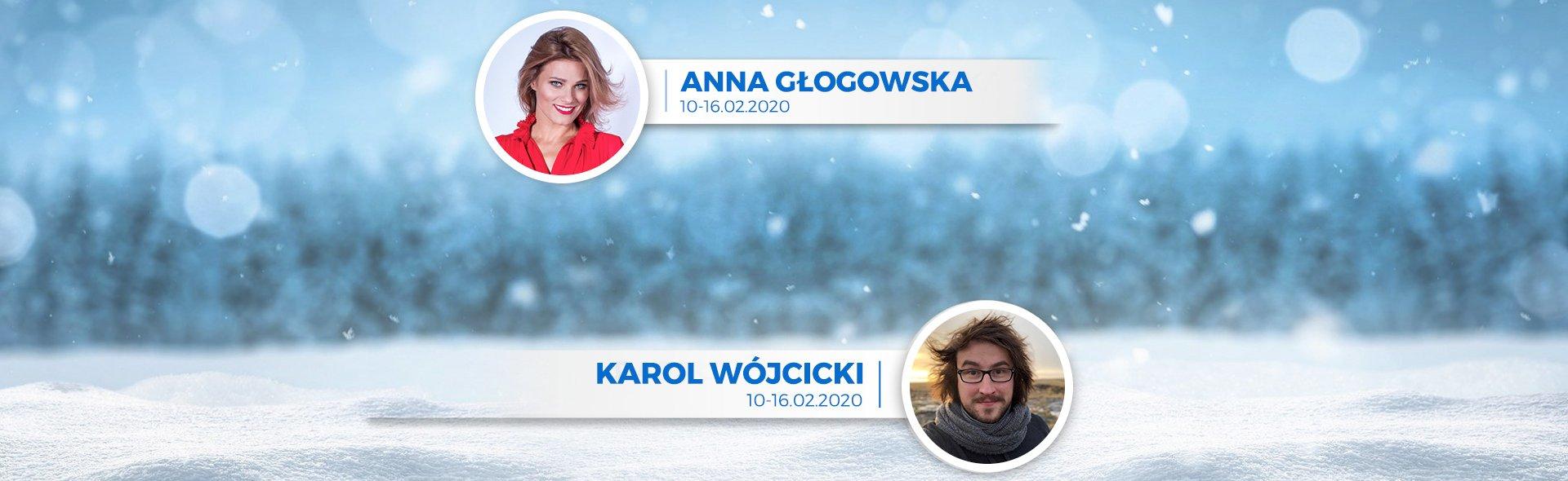 FERIE ODKRYWCÓW – V tydzień (10-16.02.2020) z Karolem Wójcickim i Anną Głogowską