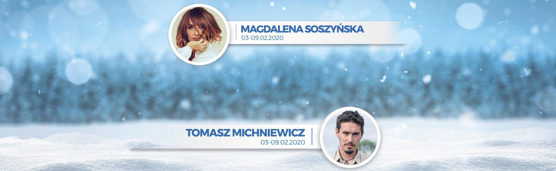 КАНИКУЛЫ ИССЛЕДОВАТЕЛЕЙ – IV неделя (03.02-09.02.2020) с Томашем Михневичем и Магдаленой Сошыньской