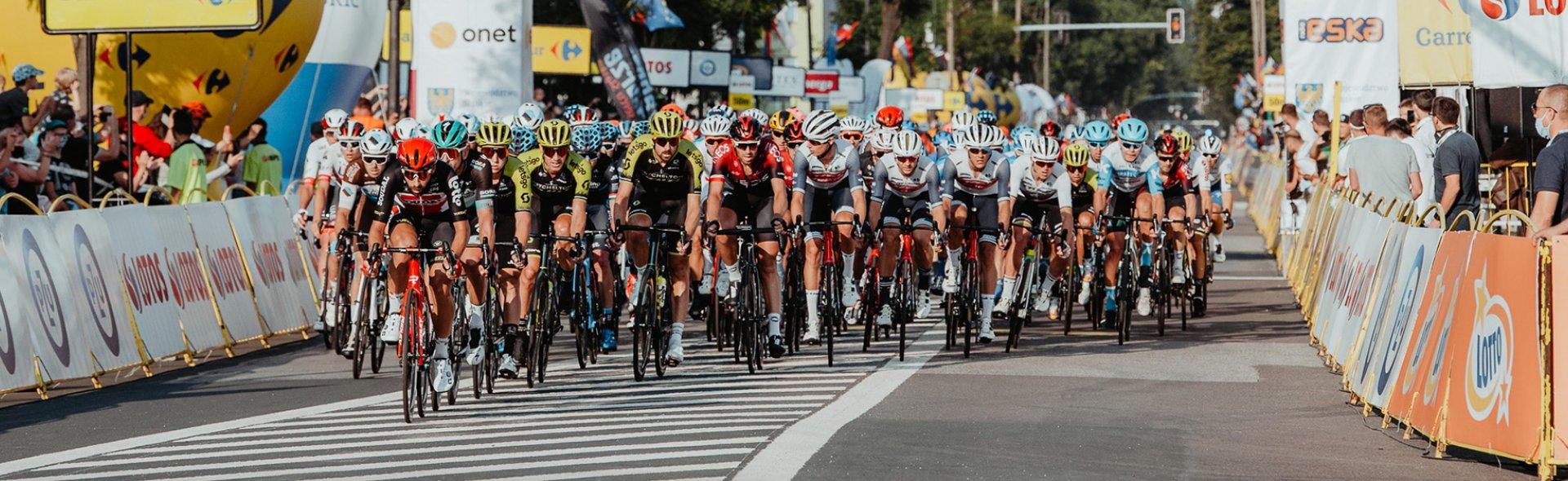 Znamy dokładną trasę Tour de Pologne!
