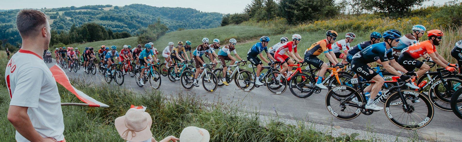 Szczegóły trasy 78. Tour de Pologne
