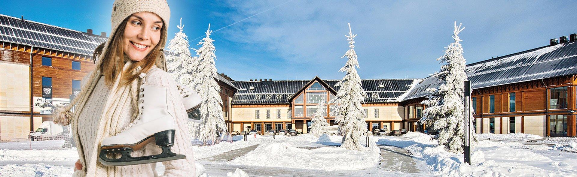 Sezon zimowy 2019/20 w Arłamowie czas start!