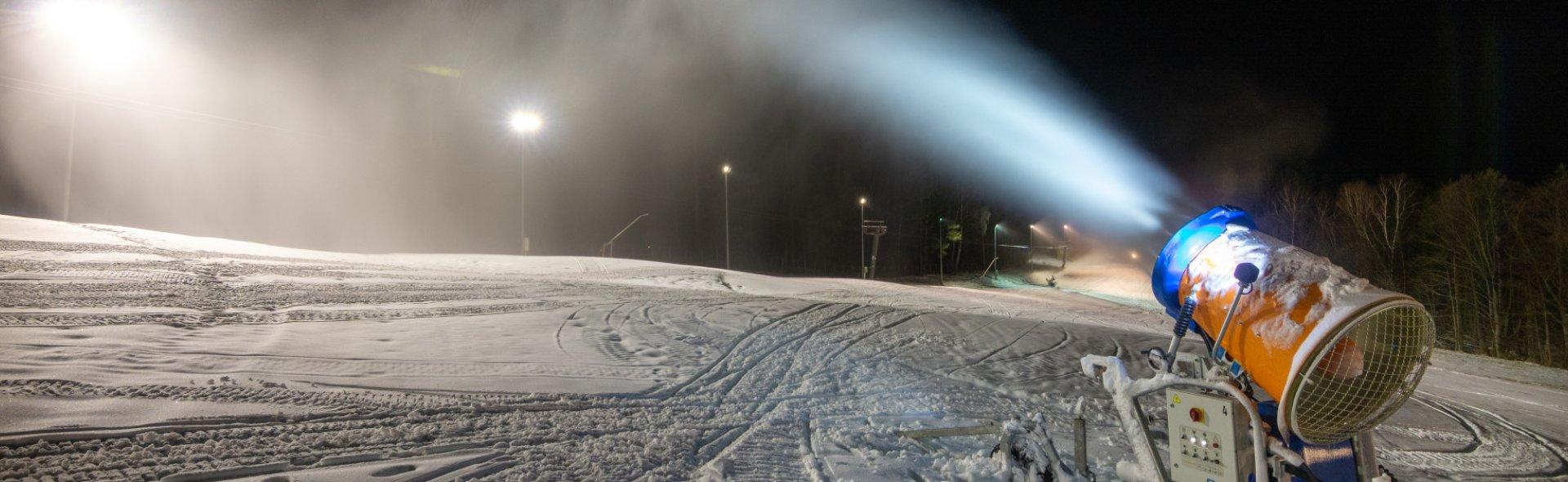 Komunikat narciarski