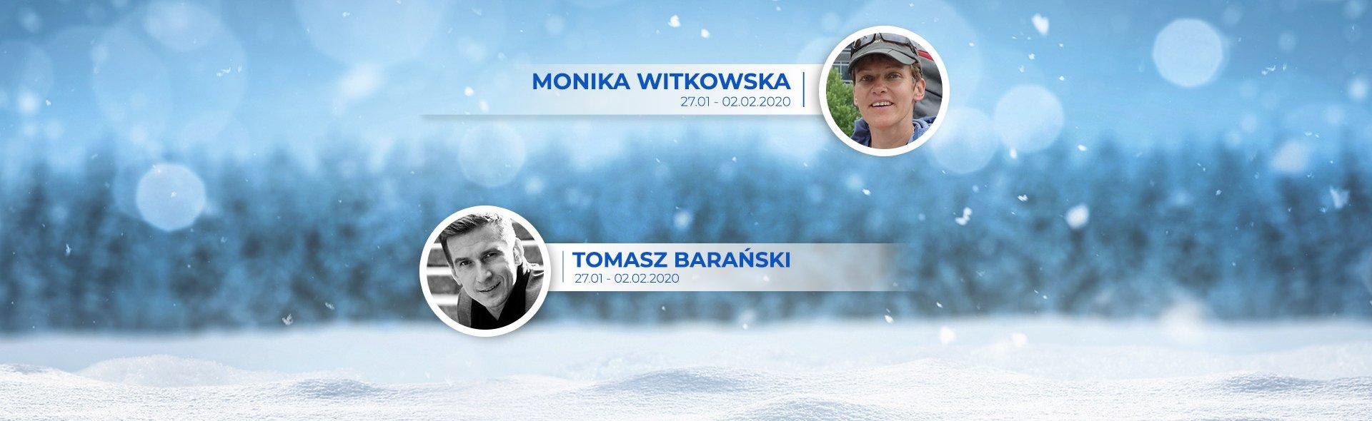 FERIE ODKRYWCÓW - III tydzień (27.01-02.02.2020) z Moniką Witkowską i Tomaszem Barańskim
