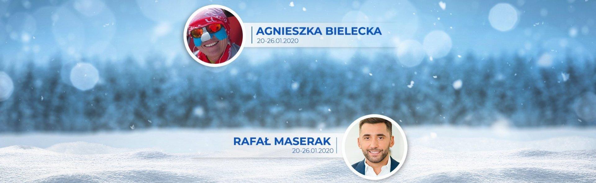 FERIE ODKRYWCÓW - II tydzień (20-26.01.2020) z Agnieszką Bielecką i Rafałem Maserakiem