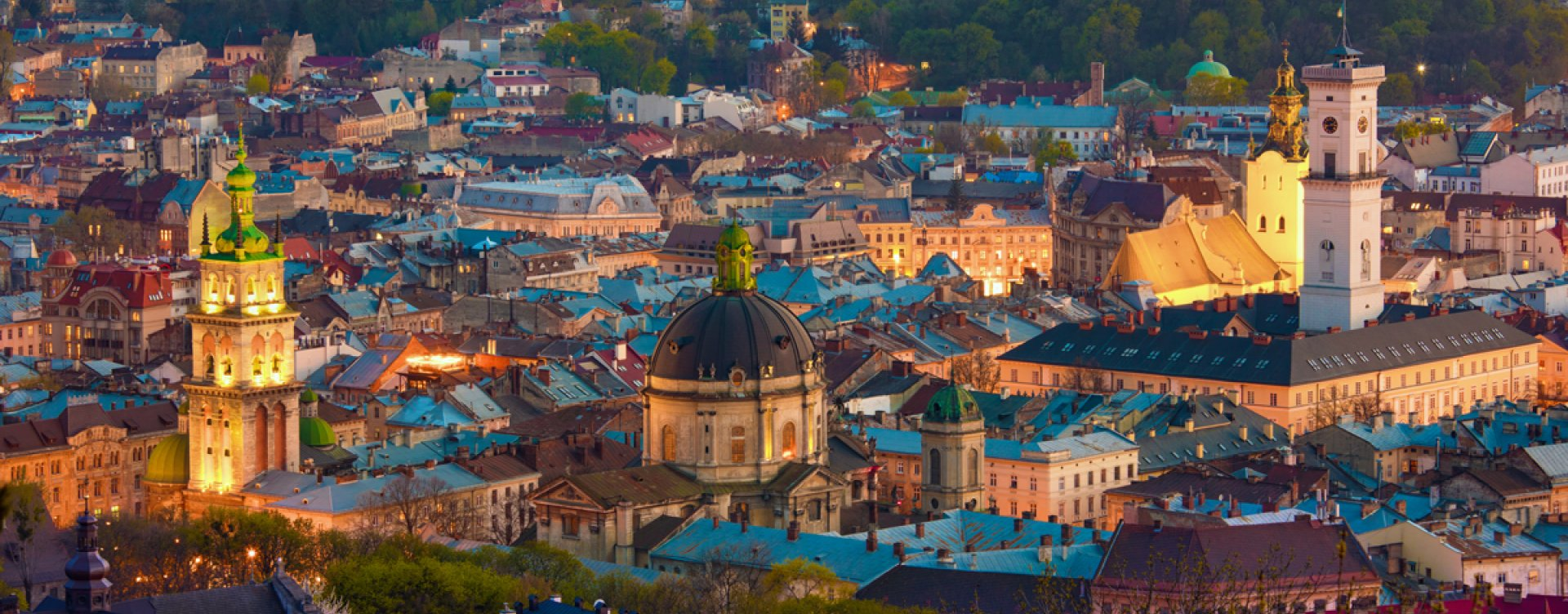 Lwów / Ukraina