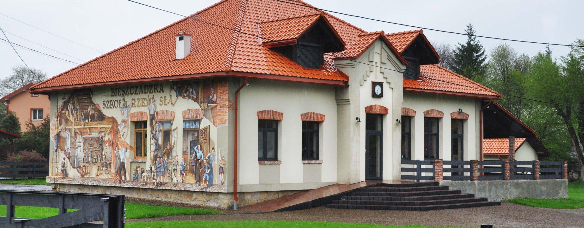 Bieszczadzka Szkoła Rzemiosła w Uhercach Mineralnych