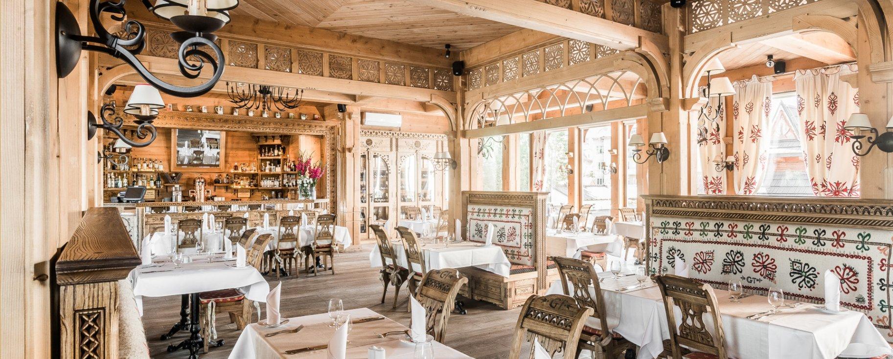 Restauracja Góralska Tradycja