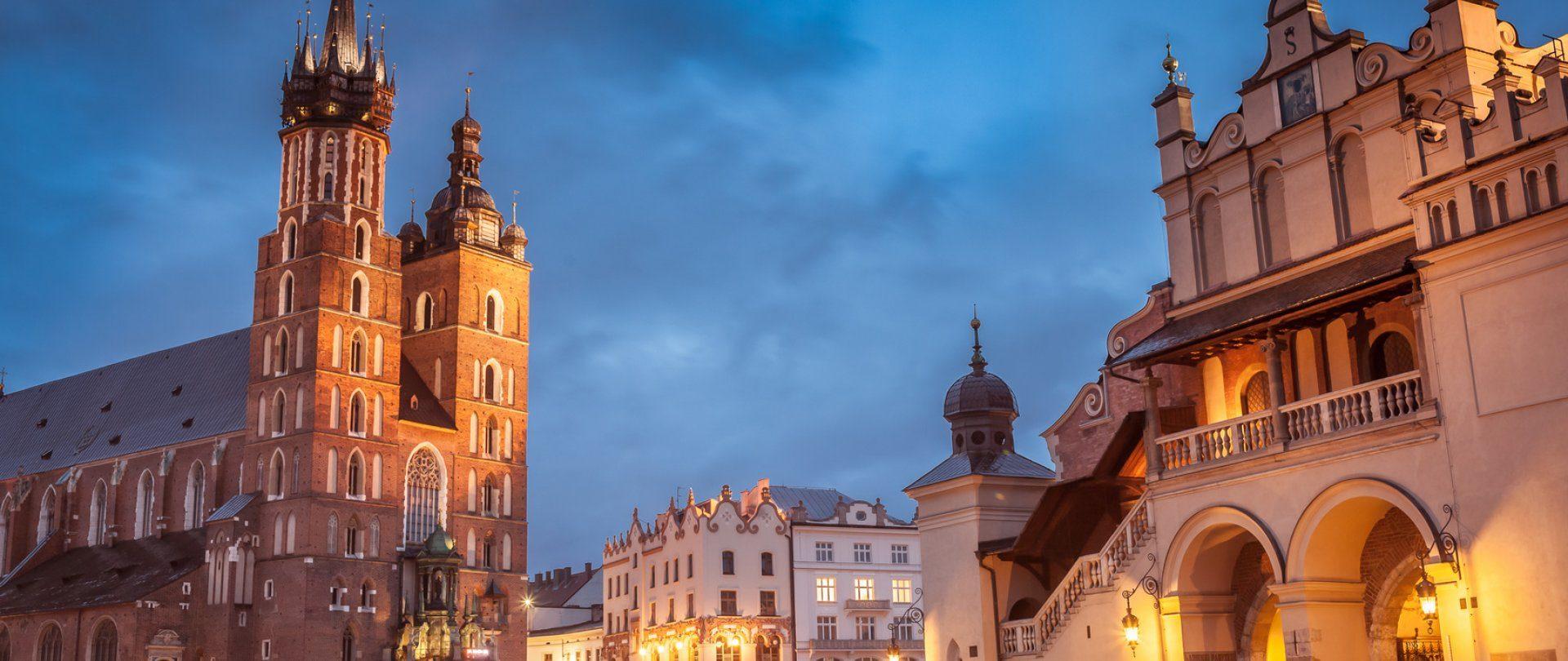 Malowniczy Kraków