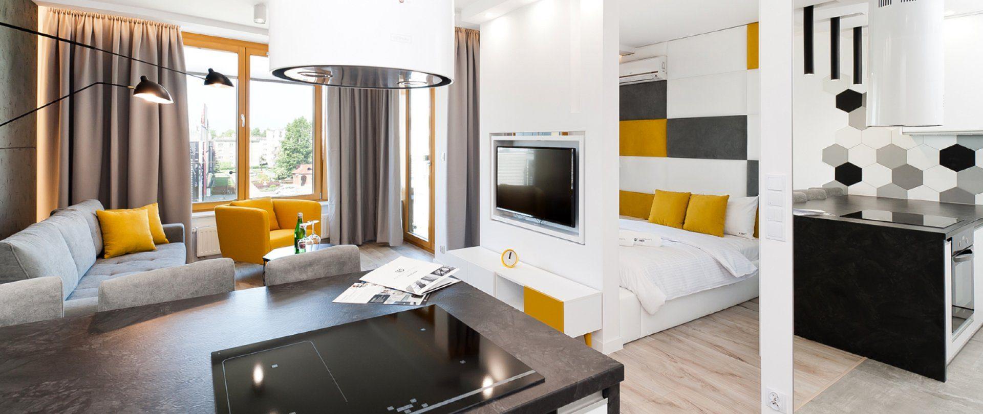 Bed&Bath Luxury Apartments, Kraków