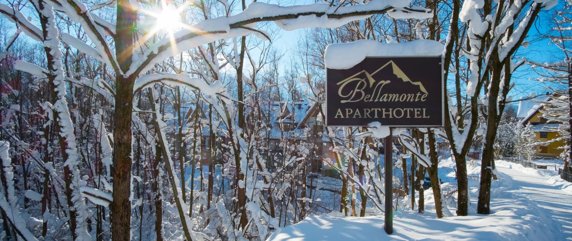 Apartamenty Bellamonte
