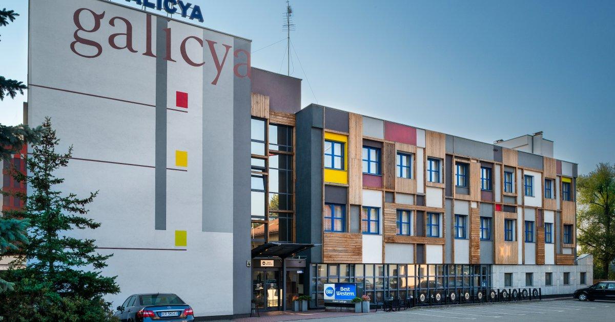 BW Galicja - Hotel Kraków Podgórze, Borek Fałęcki