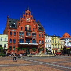 Chojnice - Besuchen Sie die Hauptstadt der Süd-Kaschubei