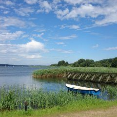 Niezwykły krajobraz - Odwiedź punkt widokowy nad Jeziorem Charzykowskim