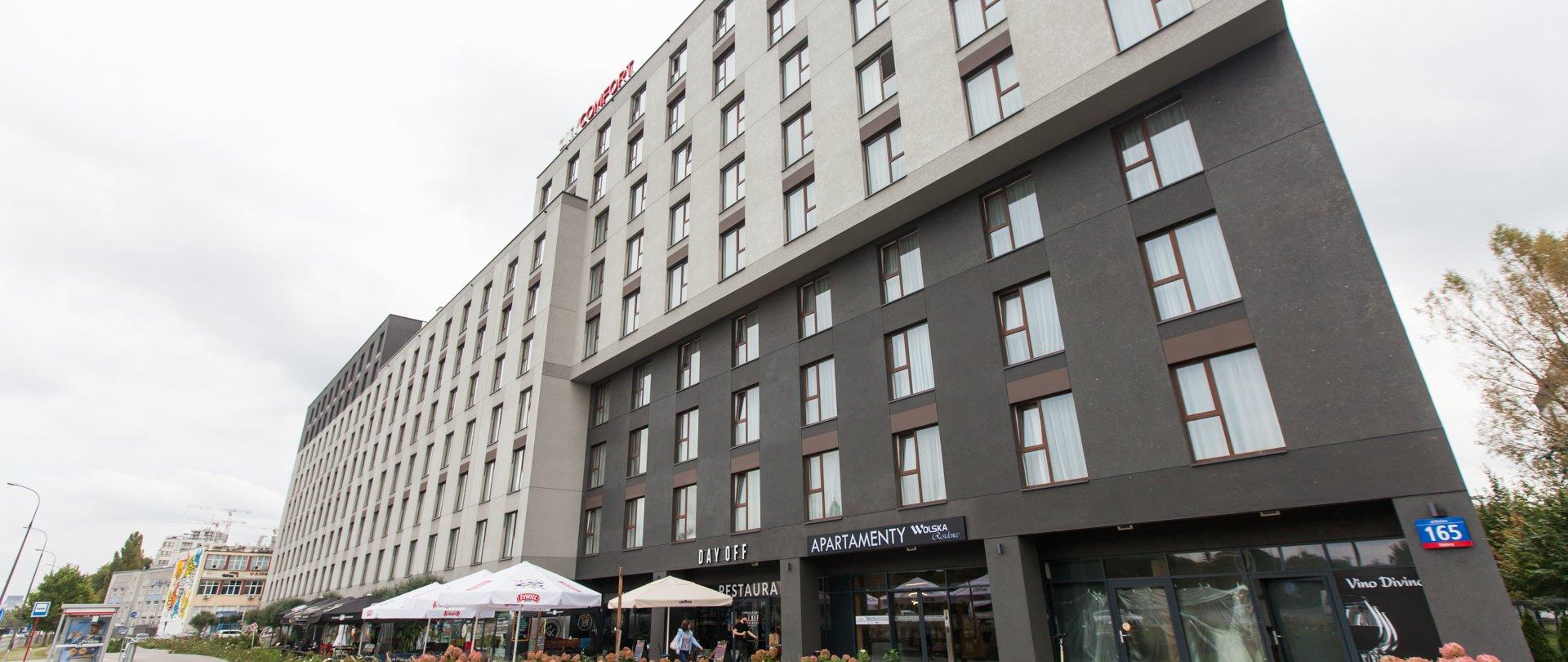 City Break Aparthotels, Gdańsk