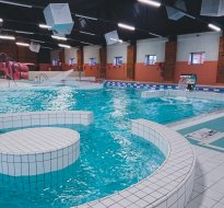 Swimming Pool and Wellness Zone