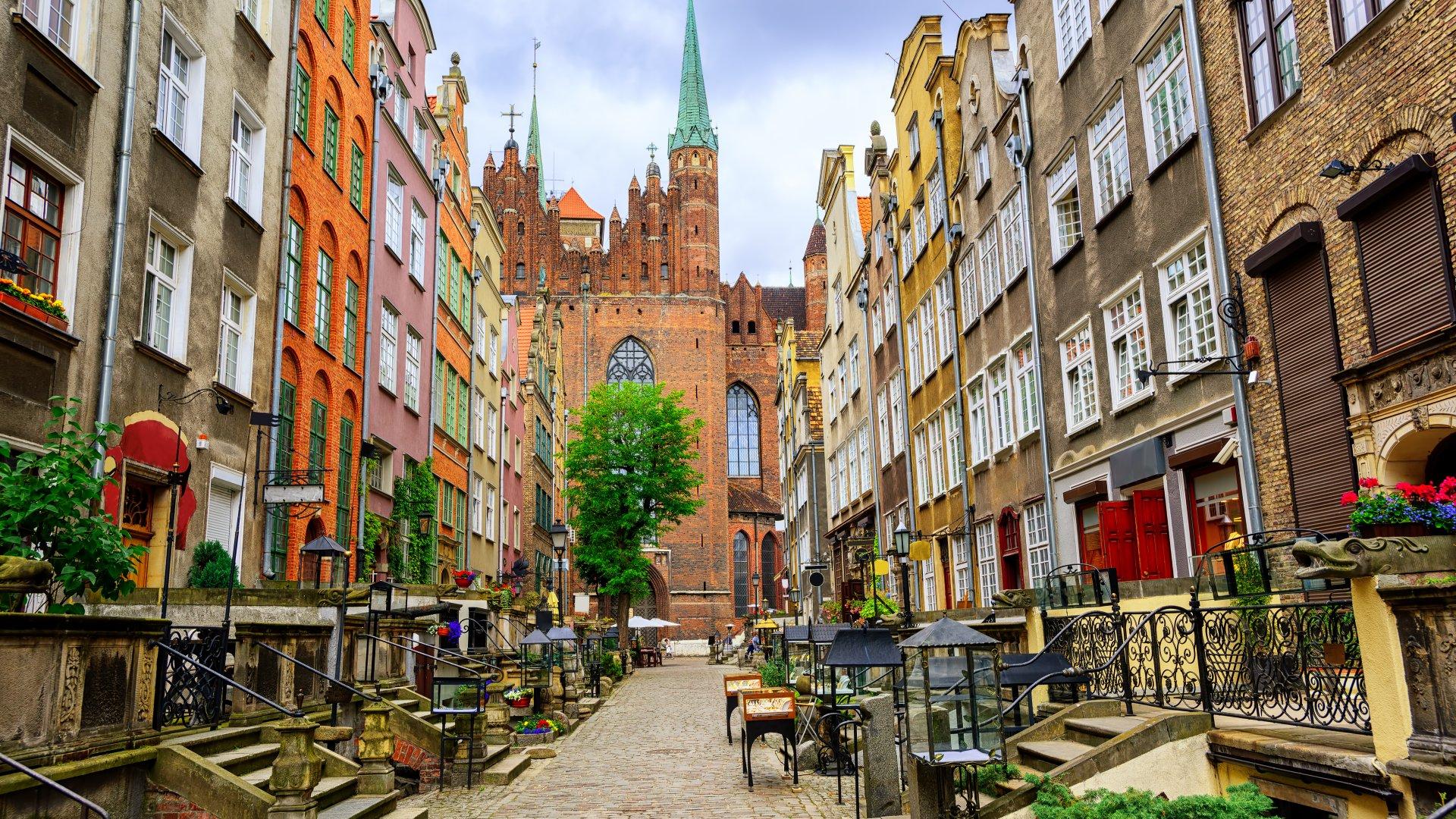 , Gdańsk