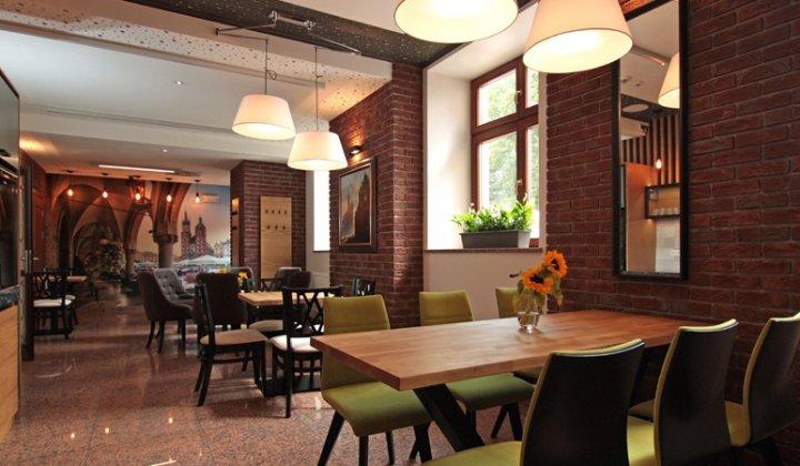 O restauracji