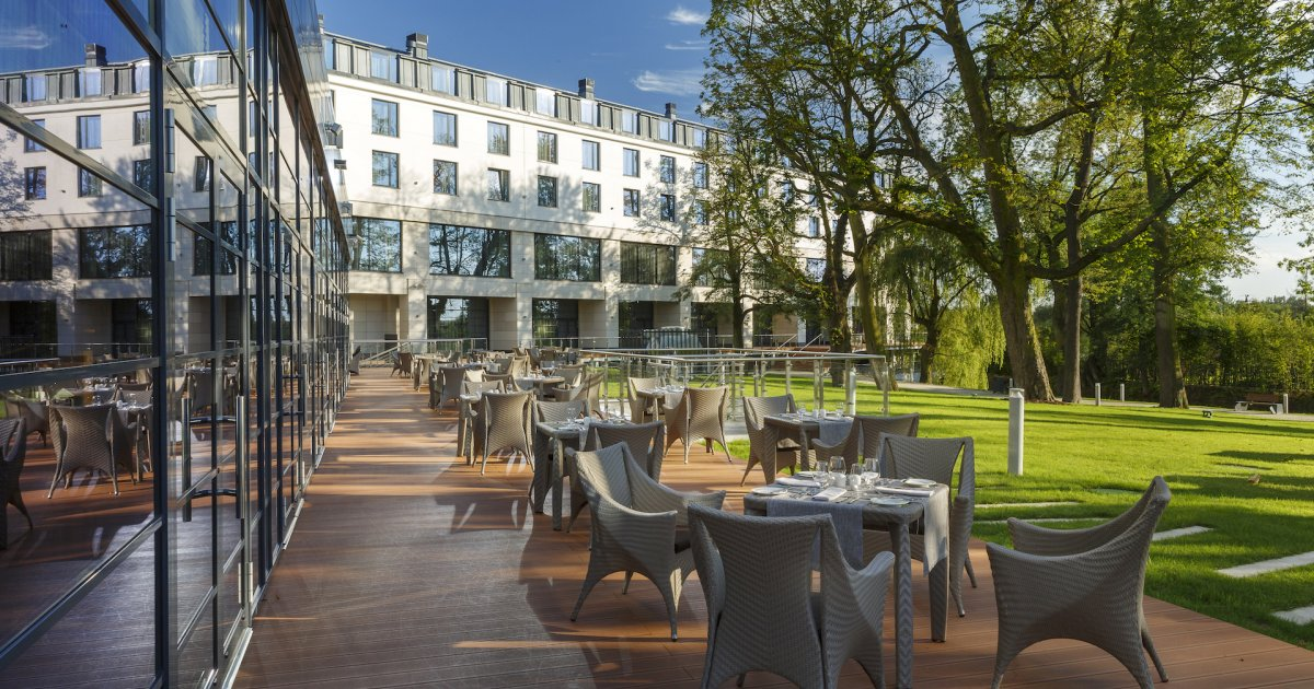 DoubleTree by Hilton Warsaw Hotel & Conference Centre