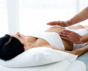 Masaże dla kobiet w ciąży