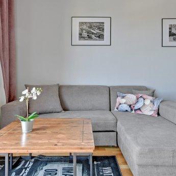 Świetny apartament nie tylko na weekendowy wypad!