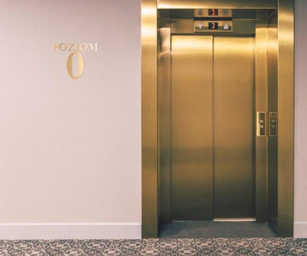 Wydzielona winda