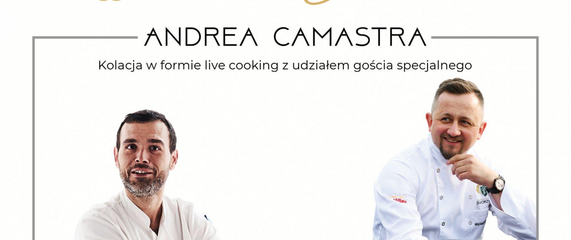 Gość Specjalny Andrea Camastra w Dworzysku