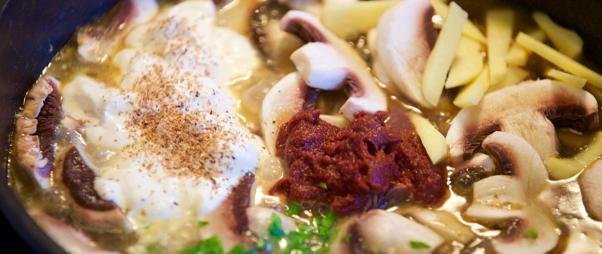Niedzielny Bufet | Kuchnia Francuska