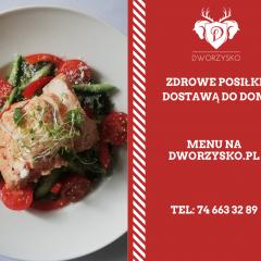 Zamów zdrowe posiłki do swojego domu