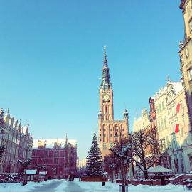 Zima Gdańsk