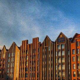Hotel Grano architektura