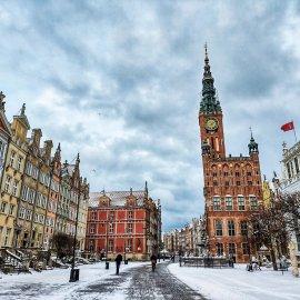 Vinter Gdańsk Długi Targ