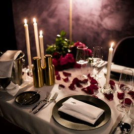 Szeptuch Romantic dinner