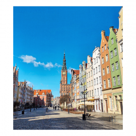 Gdańsk wiosna