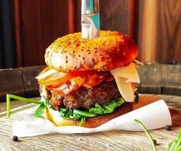 Burger Mediolan