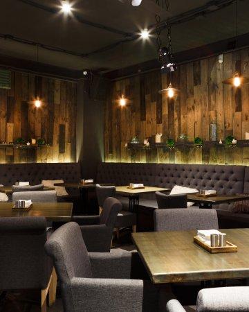 Restaurant im Hotel Grano