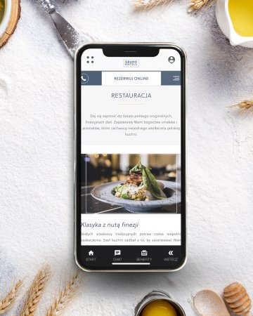 Find out more about the Młyn Restaurant