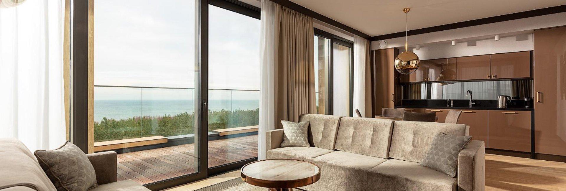 Apartamenty nad morzem, czyli ESA Premium