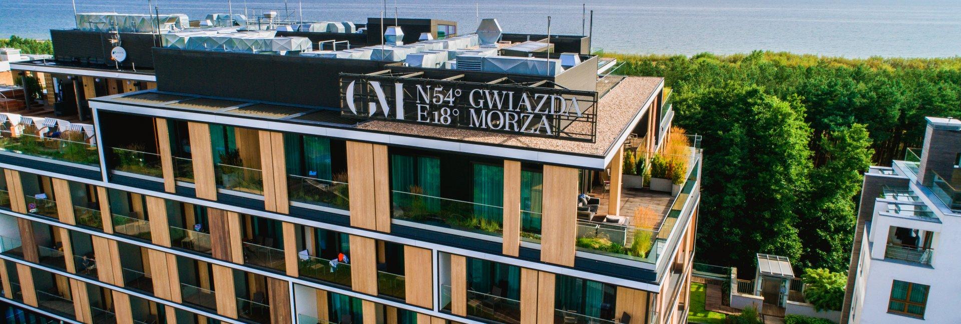 Bezpieczna inwestycja - condohotel Gwiazda Morza