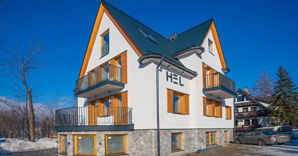 Hel Luxury Apartments